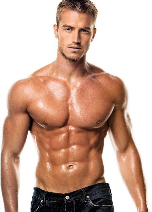 Male Fashion Model Workout And Diet