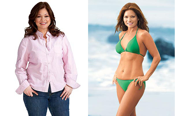 Valerie bertinelli's bikini body